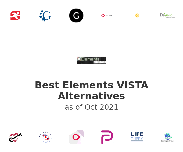 Best Elements VISTA Alternatives