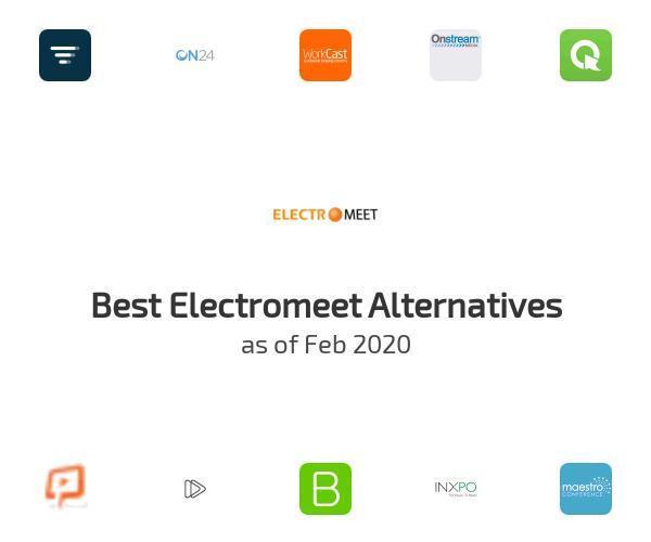 Best Electromeet Alternatives