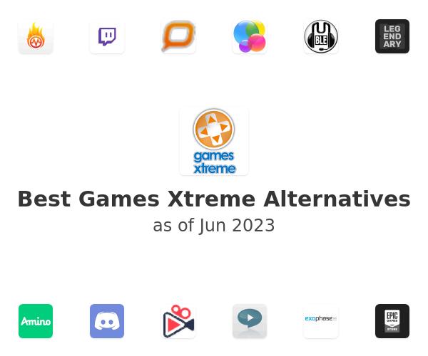 Best Games Xtreme Alternatives