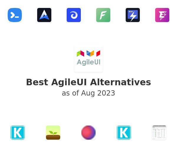 Best AgileUI Alternatives