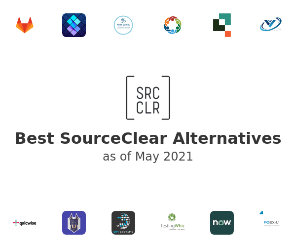 Best SourceClear Alternatives