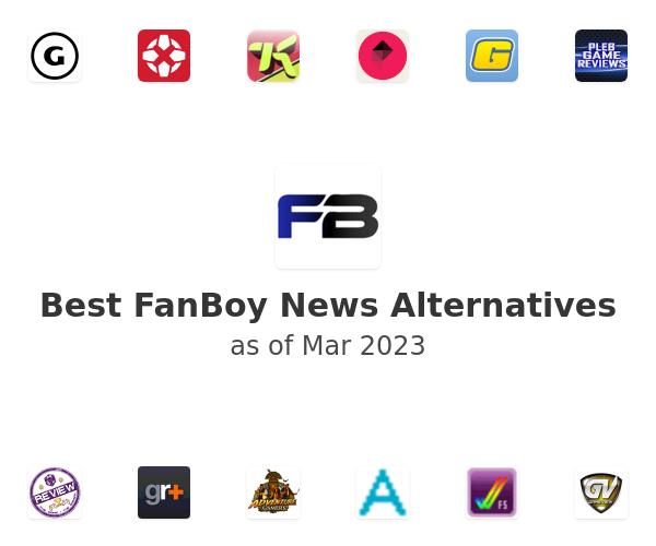 Best FanBoy News Alternatives