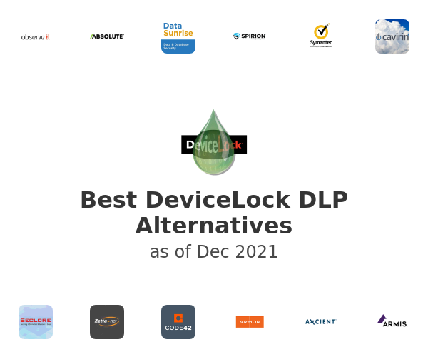 Best DeviceLock DLP Alternatives