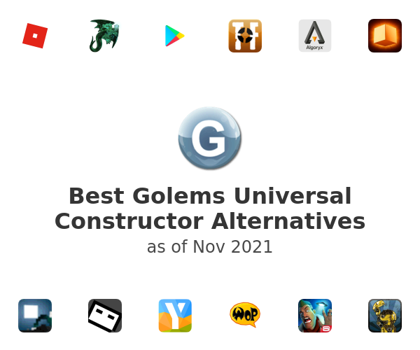 Best Golems Universal Constructor Alternatives