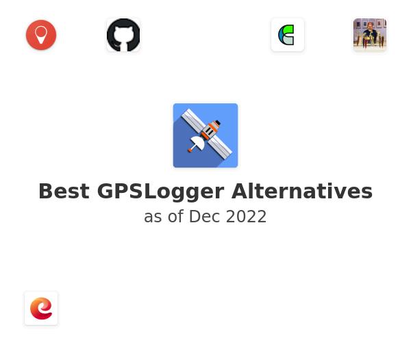 Best GPSLogger Alternatives