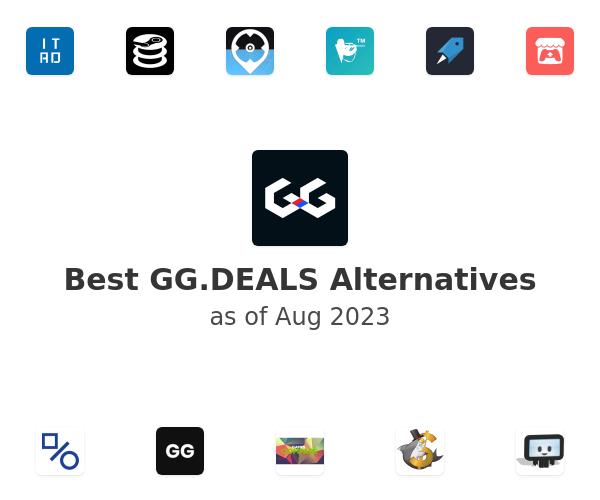 Best GG.DEALS Alternatives