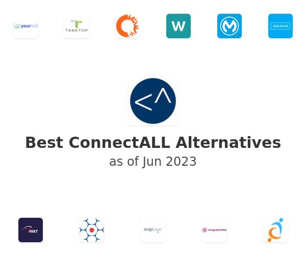 Best ConnectALL Alternatives
