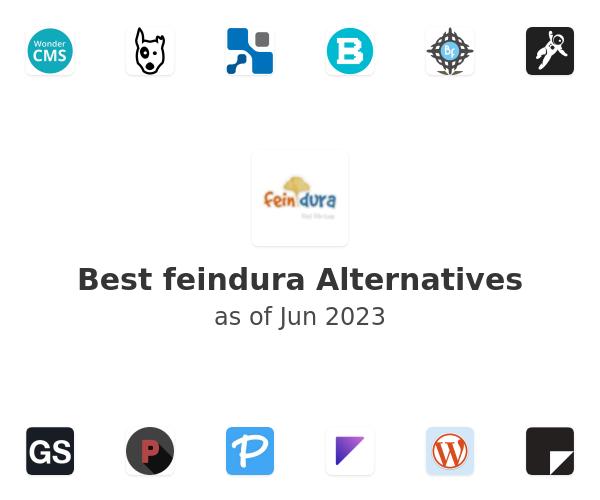 Best feindura Alternatives