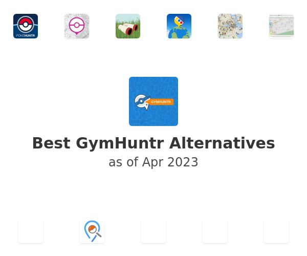 Best GymHuntr Alternatives