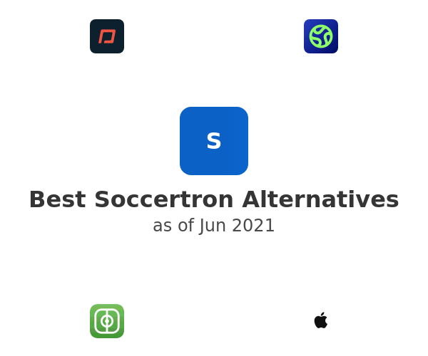 Best Soccertron Alternatives