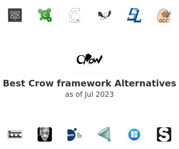 Best Crow framework Alternatives