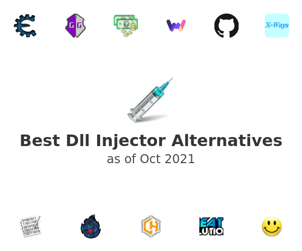 Best Dll Injector Alternatives