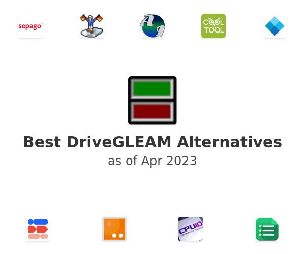 Best DriveGLEAM Alternatives