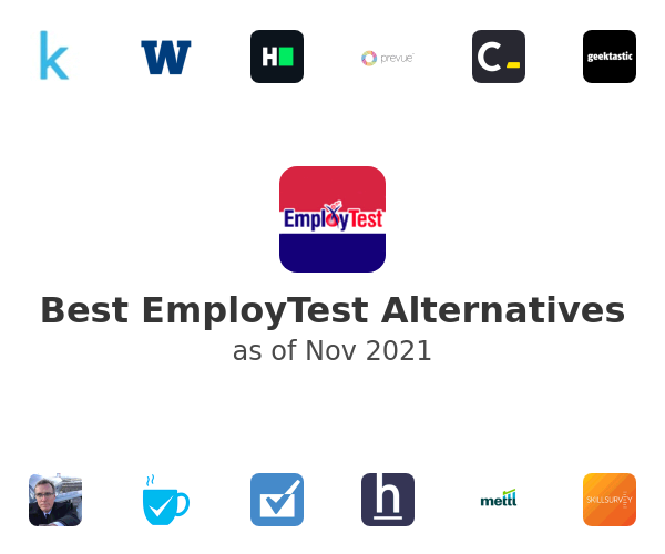 Best EmployTest Alternatives