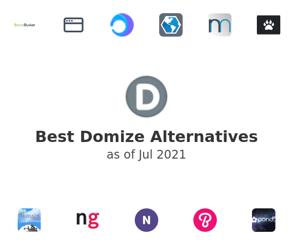 Best Domize Alternatives