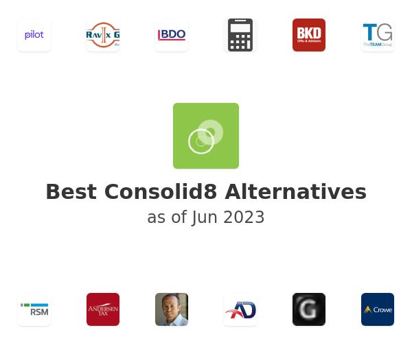 Best Consolid8 Alternatives
