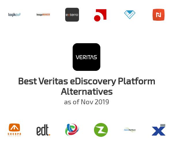 Best Veritas eDiscovery Platform Alternatives