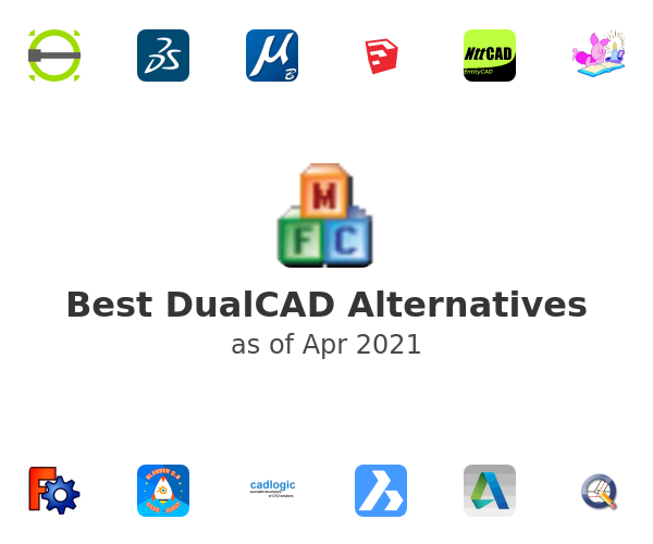 Best DualCAD Alternatives