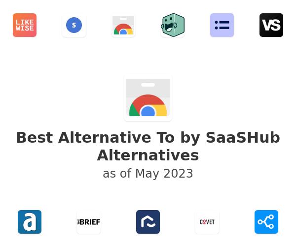 Best Alternative To by SaaSHub Alternatives
