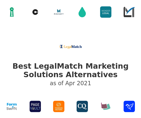 Best LegalMatch Marketing Solutions Alternatives