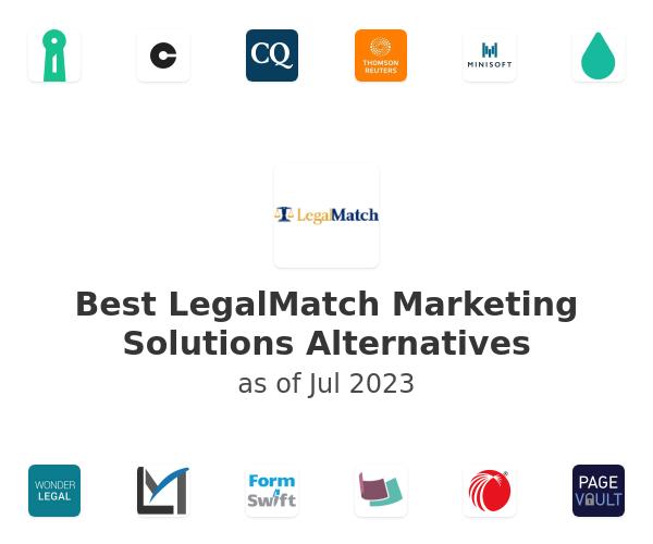 Best LegalMatch Marketing Solutions Alternatives