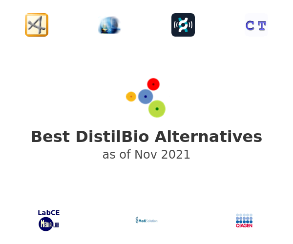 Best DistilBio Alternatives