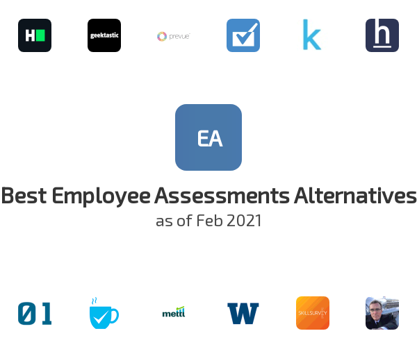 Best Employee Assessments Alternatives