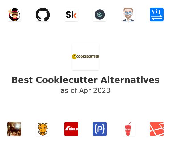 Best Cookiecutter Alternatives