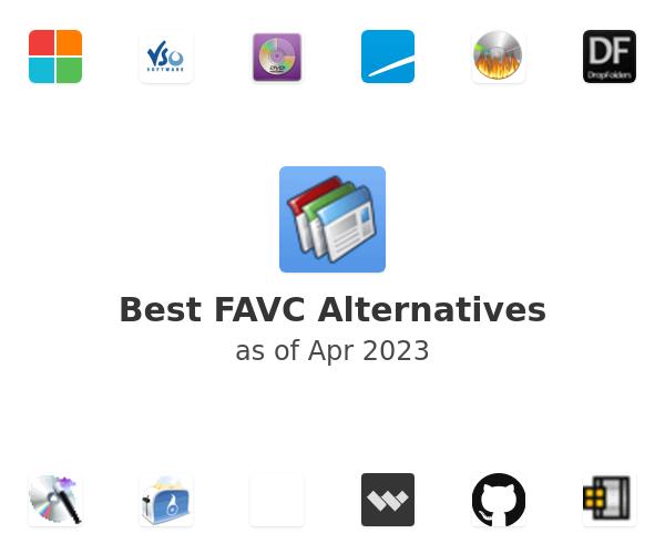 Best FAVC Alternatives