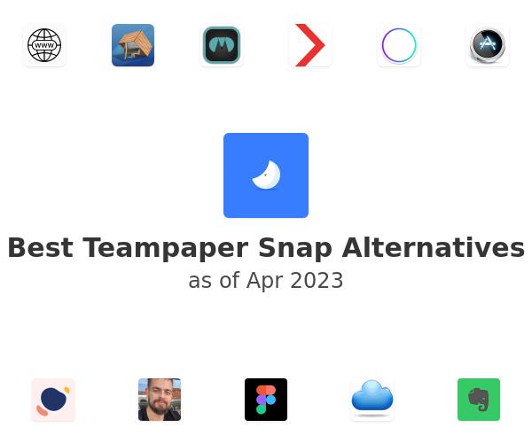 Best Teampaper Snap Alternatives