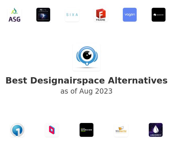 Best Designairspace Alternatives