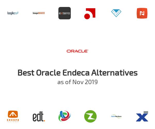 Best Oracle Endeca Alternatives