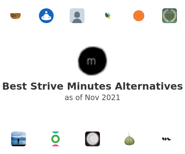 Best Strive Minutes Alternatives