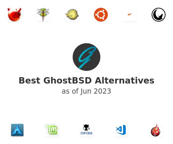 Best GhostBSD Alternatives