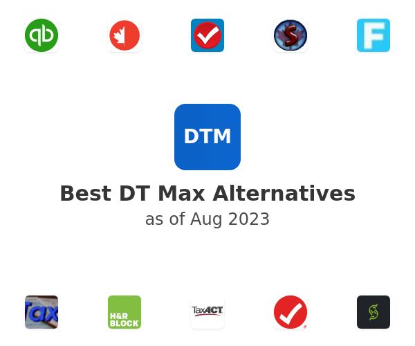 Best DT Max Alternatives