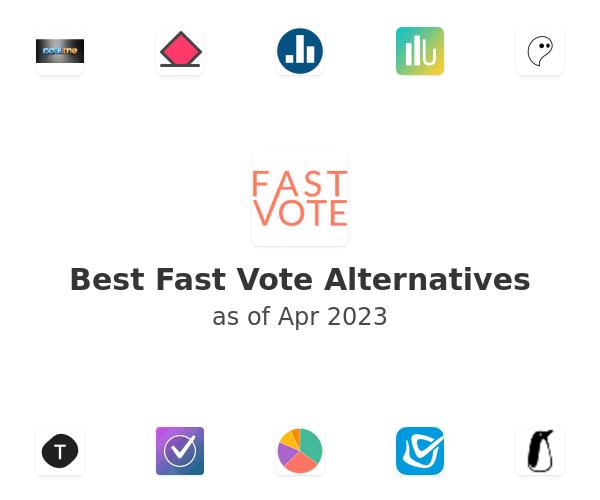 Best Fast Vote Alternatives