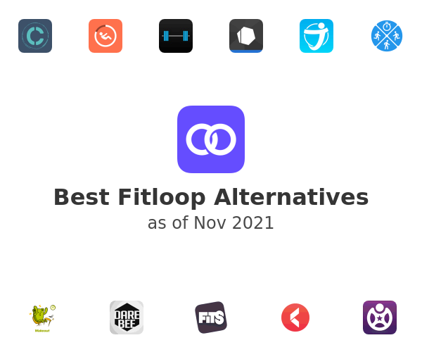 Best Fitloop Alternatives