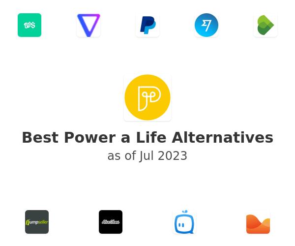 Best Power a Life Alternatives