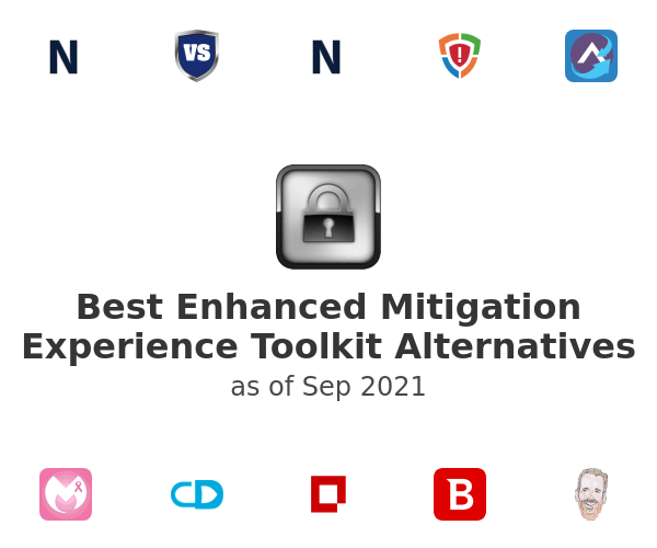 Best Enhanced Mitigation Experience Toolkit Alternatives