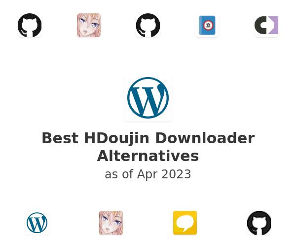 Best HDoujin Downloader Alternatives