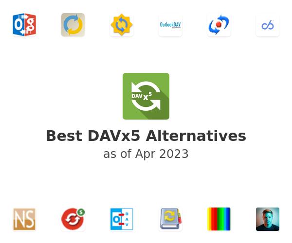 Best DAVx5 Alternatives