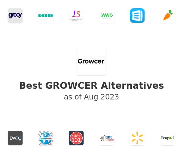 Best GROWCER Alternatives