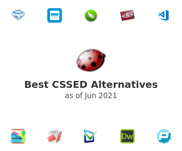 Best CSSED Alternatives