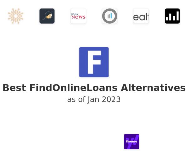 Best FindOnlineLoans Alternatives