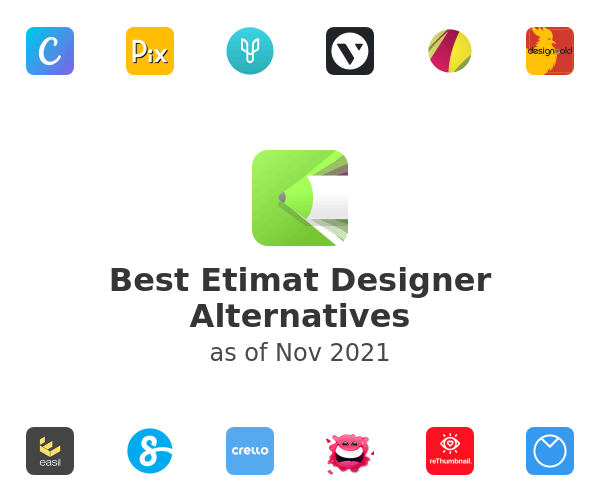 Best Etimat Designer Alternatives