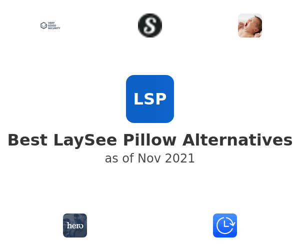 Best LaySee Pillow Alternatives