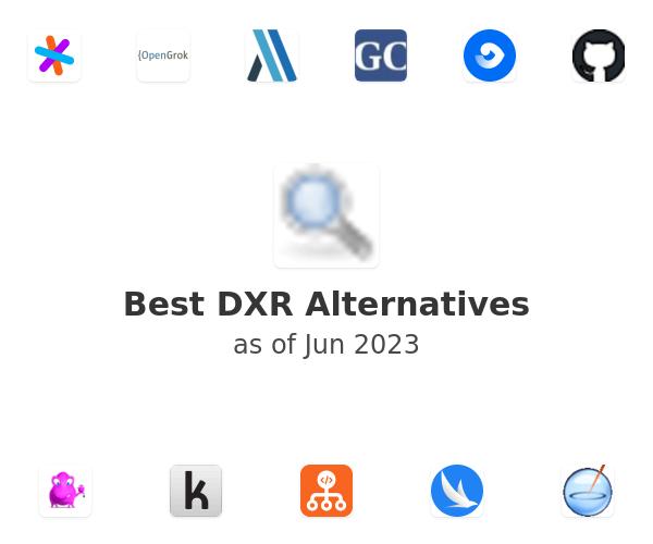 Best DXR Alternatives