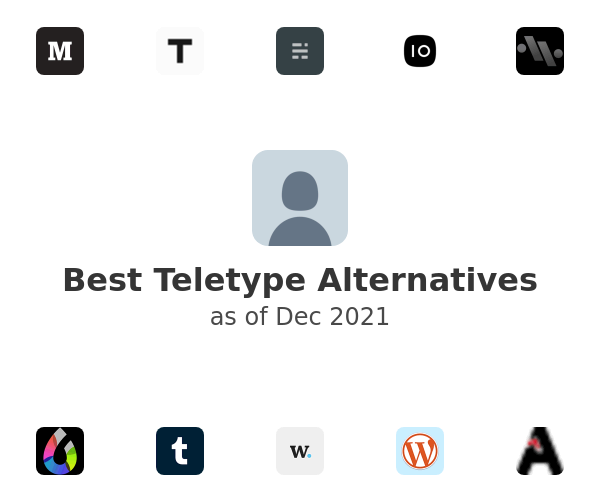 Best Teletype Alternatives