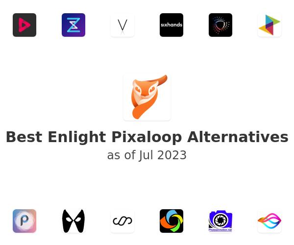 Best Enlight Pixaloop Alternatives