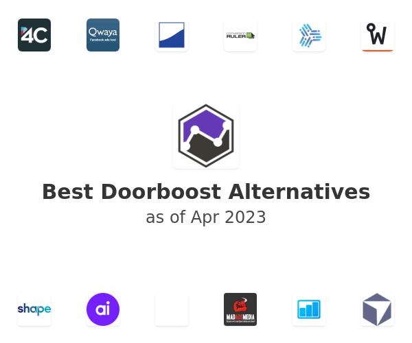Best Doorboost Alternatives